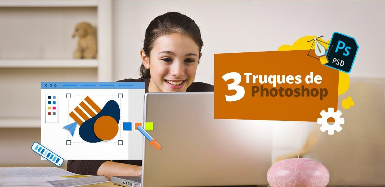 editar fotos no Photoshop